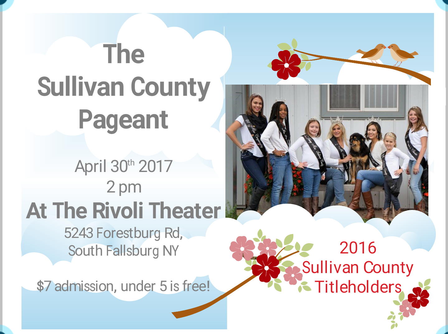 SCDW Pageant