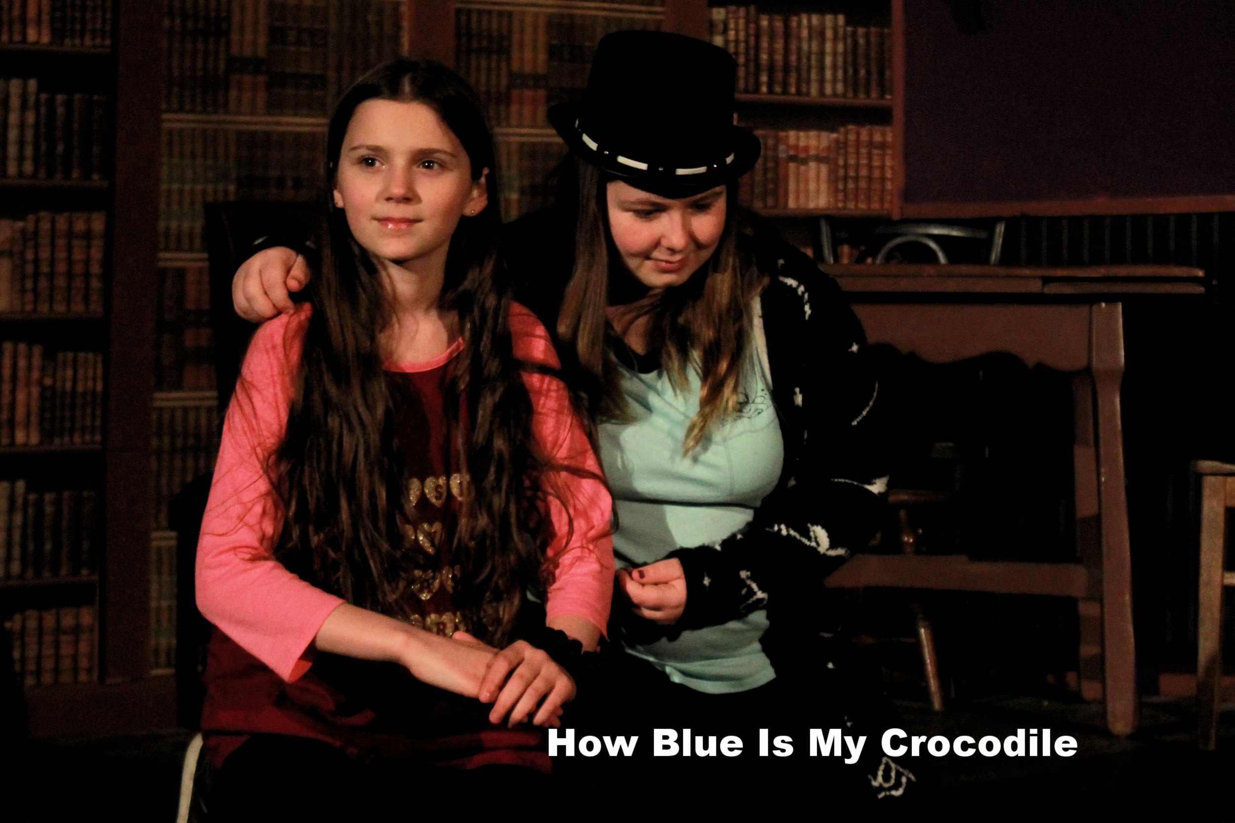 How Blue Is My Crocodile