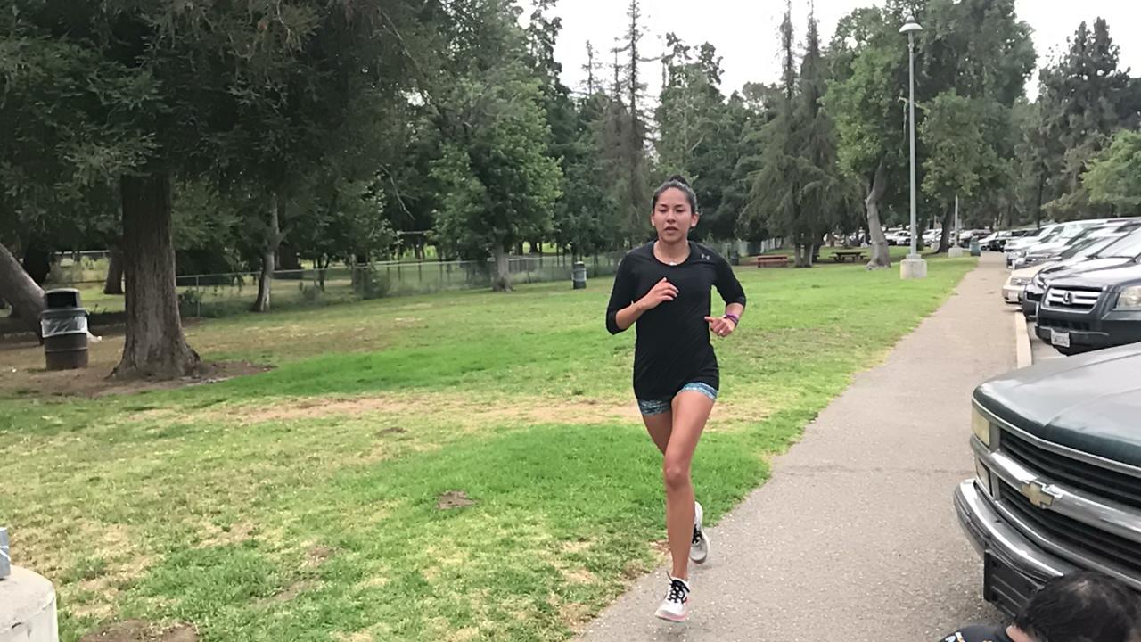 SLOWLY RETURN TO RUNNING