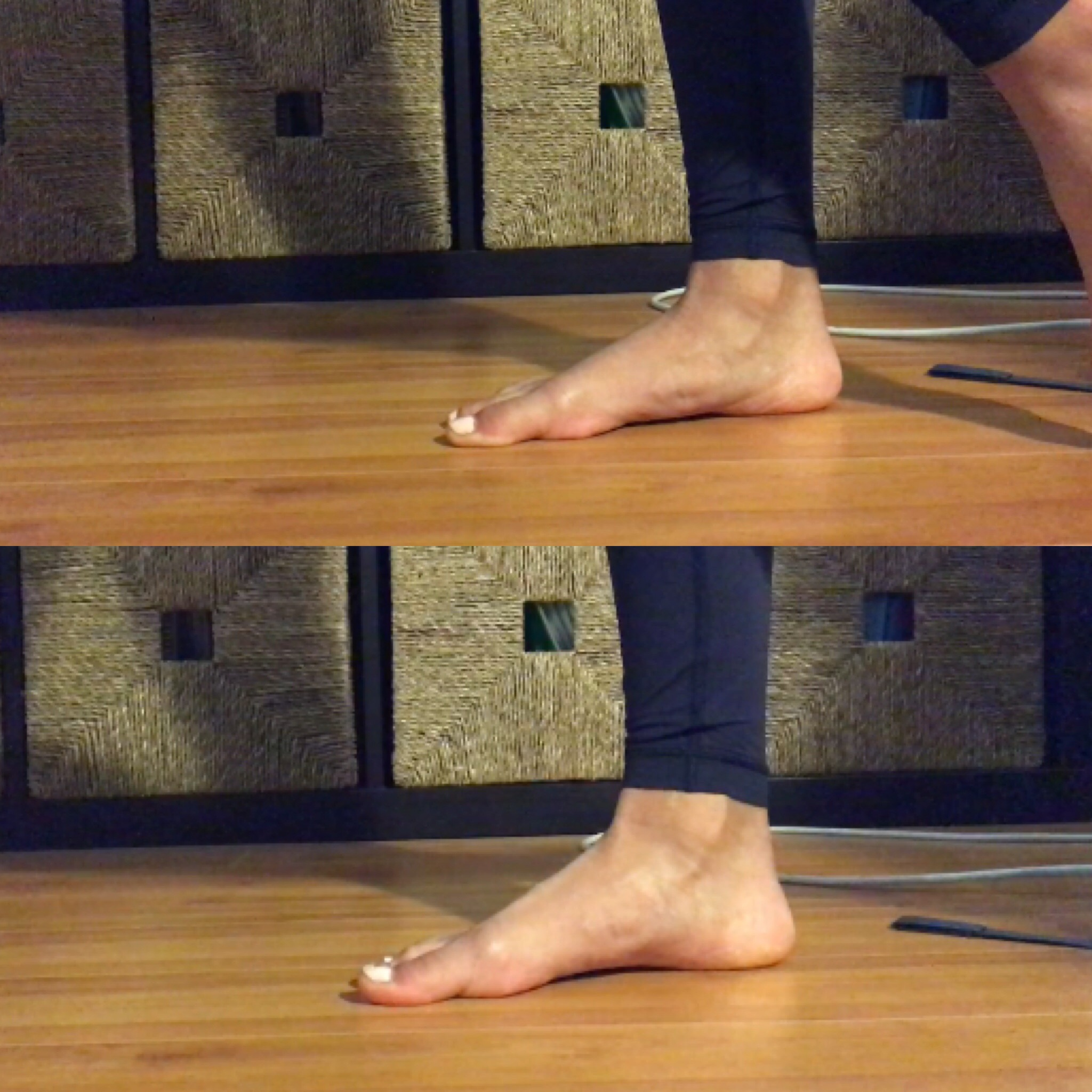 Copy of Copy of Short Foot