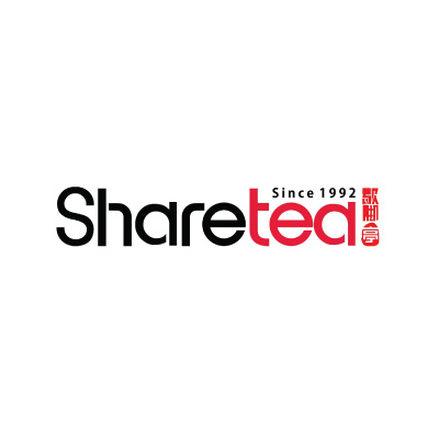 Share Tea   Free upsize or topping