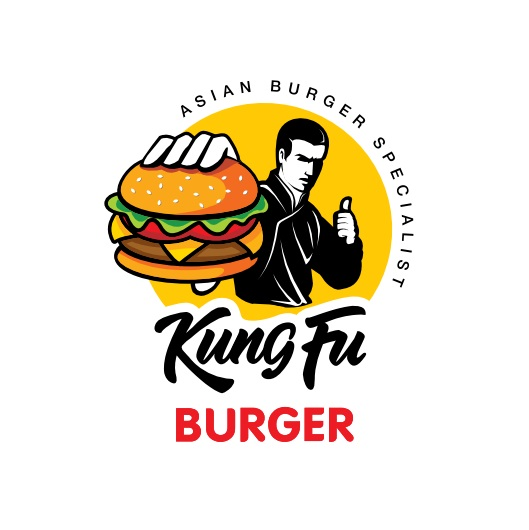KungFu Burger   - 10% off bill for 1- 2 pax - 25% off bill for 3 or more pax