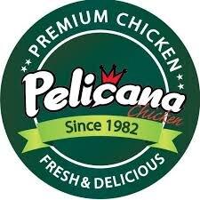 Pelicana Chicken   15% off entire bill + 1 free drink per card presented