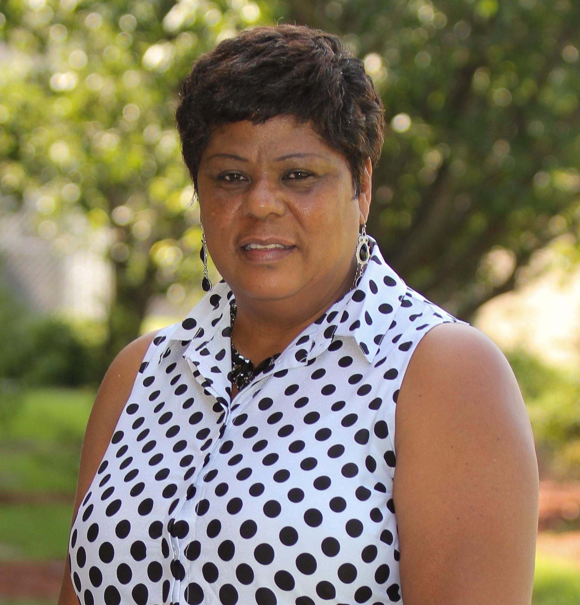 Shirley Hudson-EC Teacher Assistant