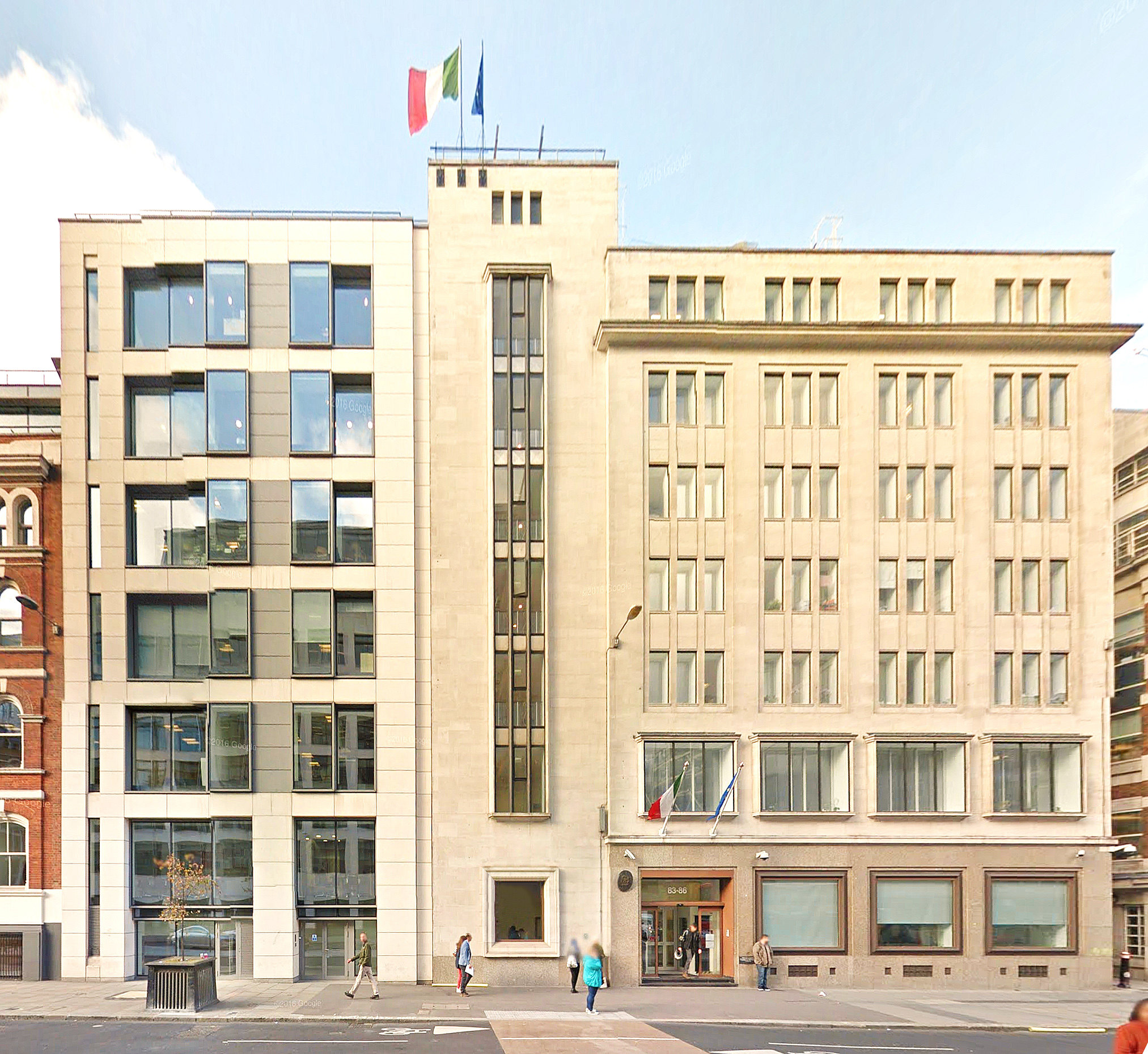 Italian Consulate General