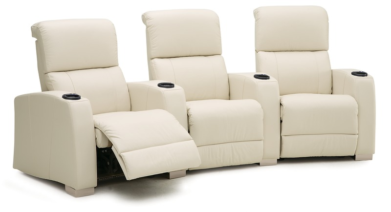 Palliser Theater Seating - More Fit for Viewing