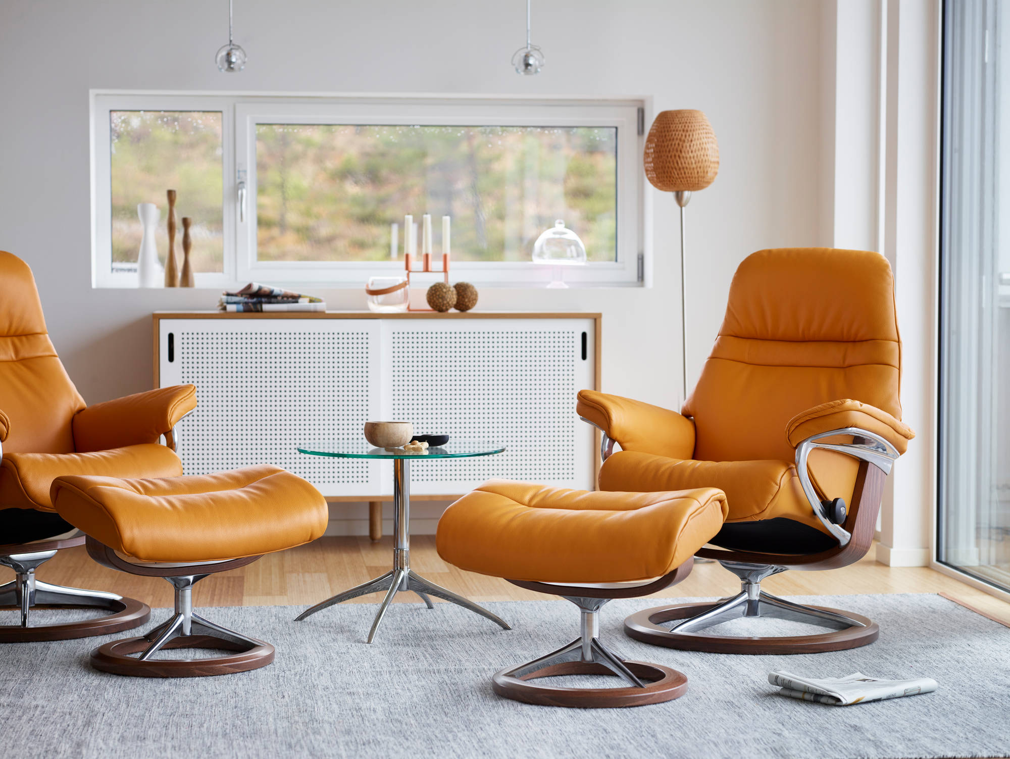 Stressless Sunrise - Signature Base