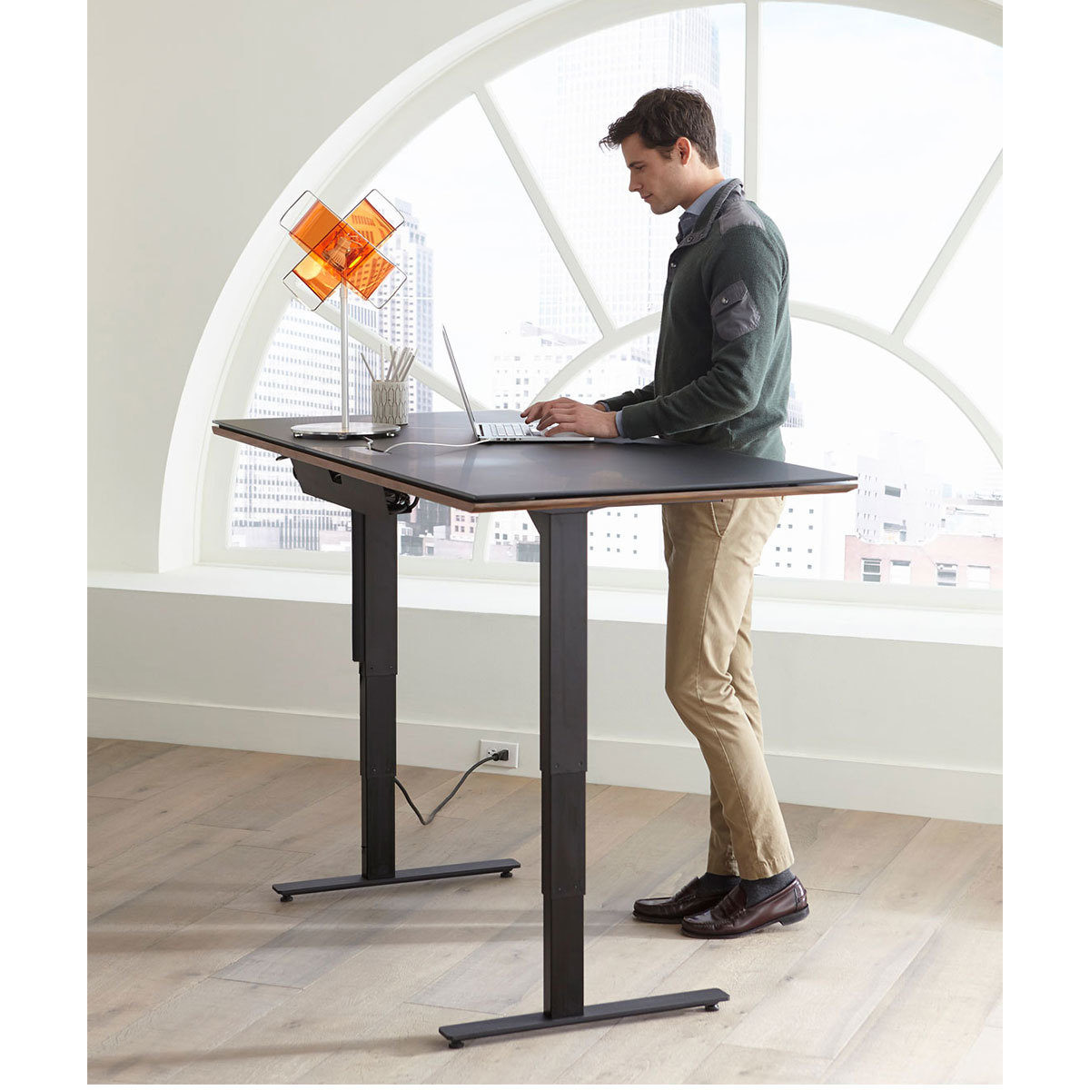 BDI Sit-Stand Desk