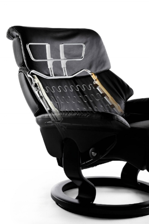 Worlds Most Comfortable Chair - Support From Metal Frame