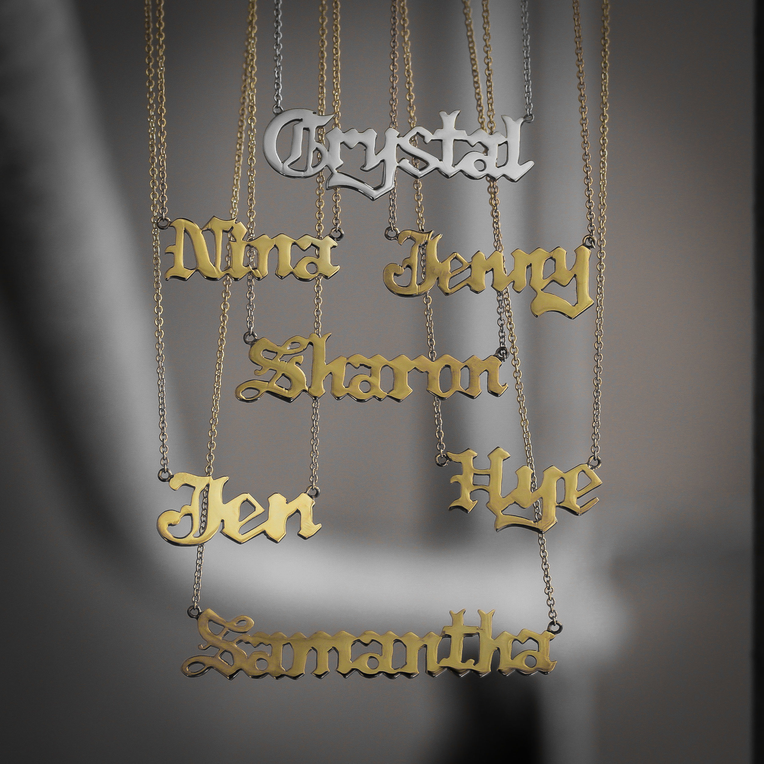 shayan afshar necklaces