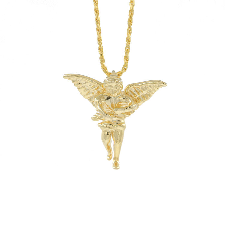 Shayan Afshar Micro Angel Kinds Pendant
