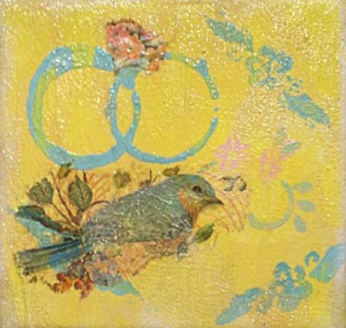 """Bluebird of Happiness"""