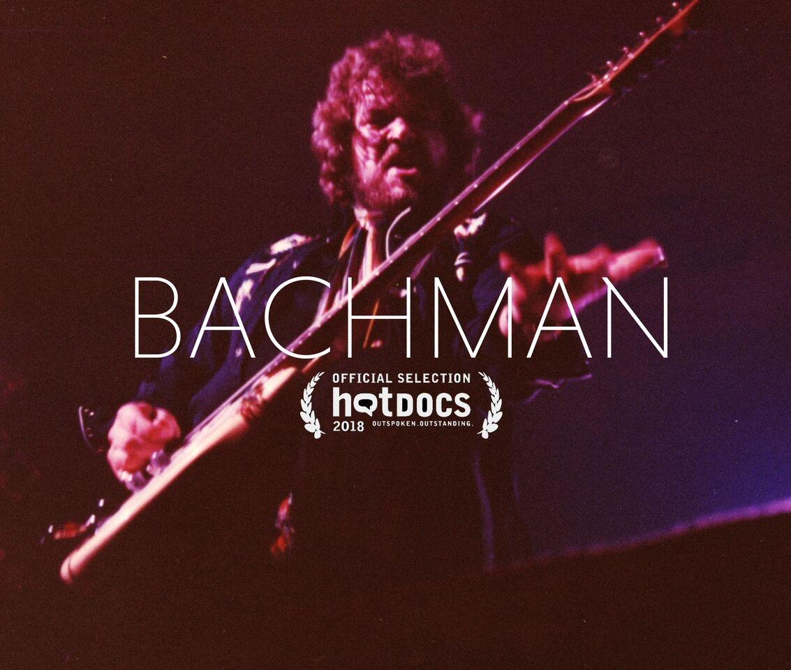 Legendary singer/songwriter Randy Bachman
