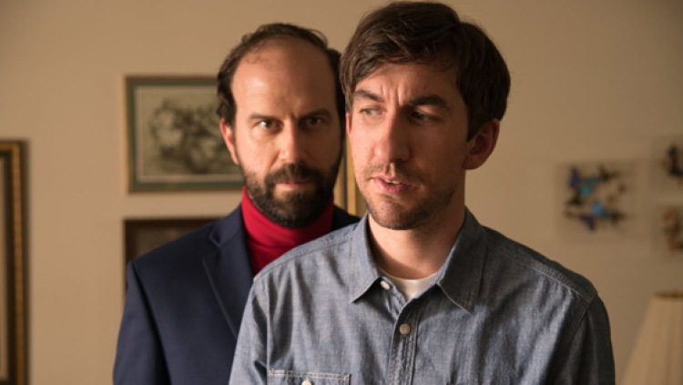 Room For Rent  stars Brett Gelman and Mark Little.