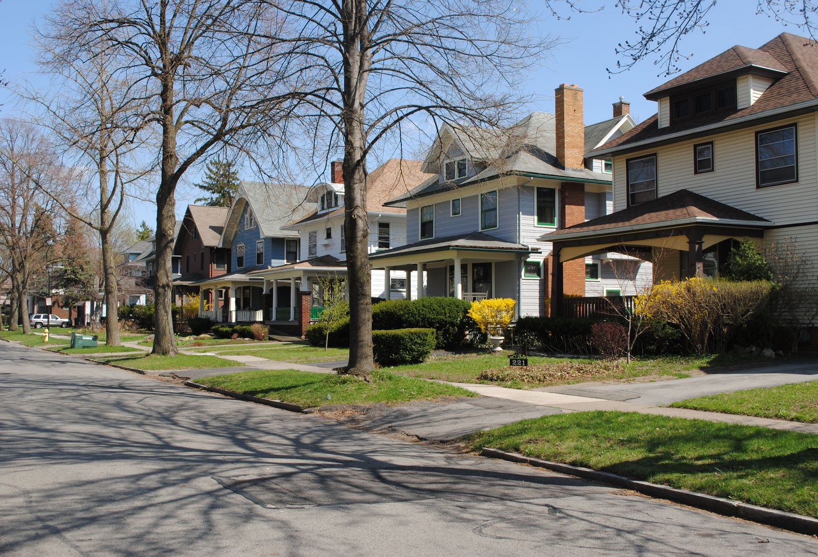 Neighborhood Revitalization -