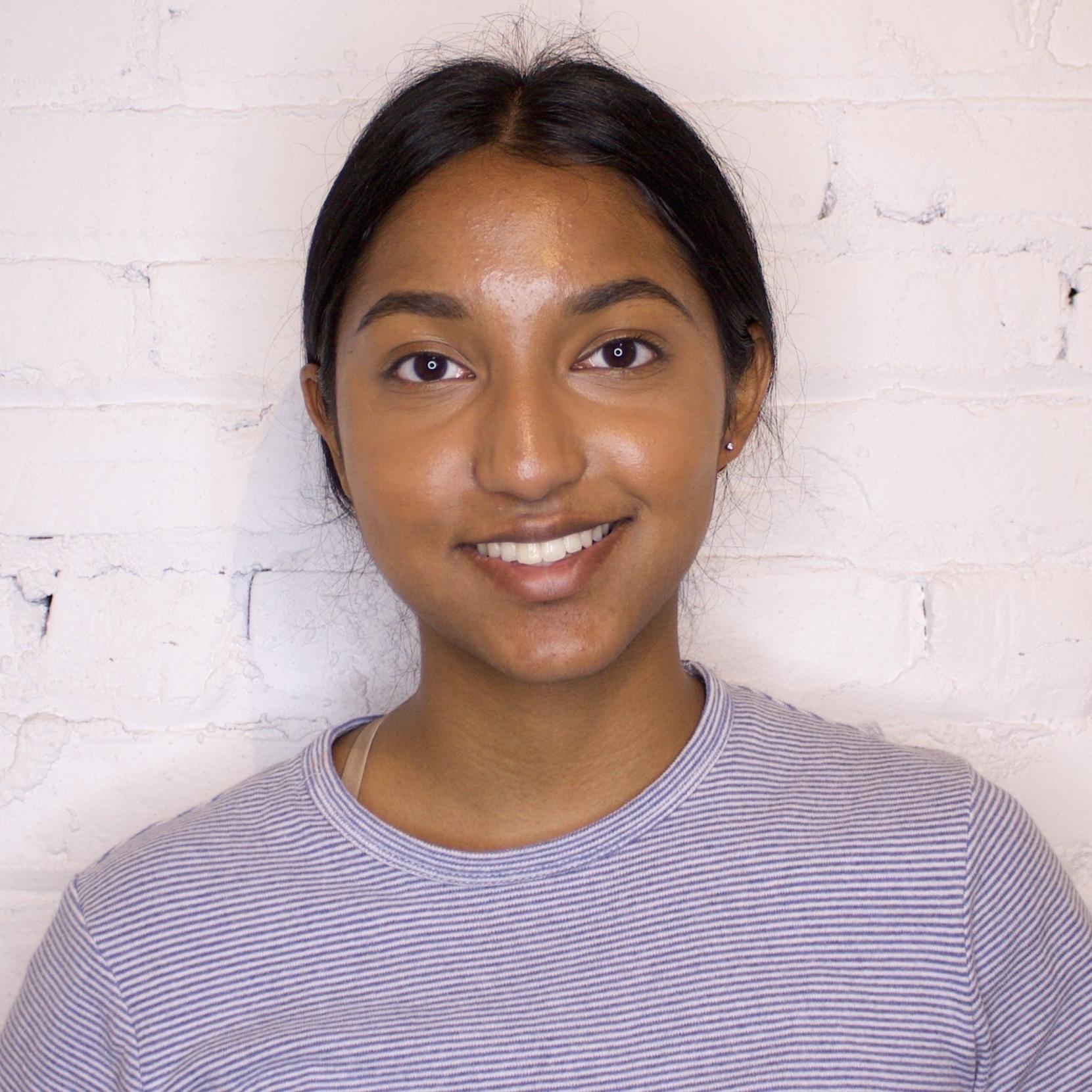 Megha Alluri   Service Coordinator