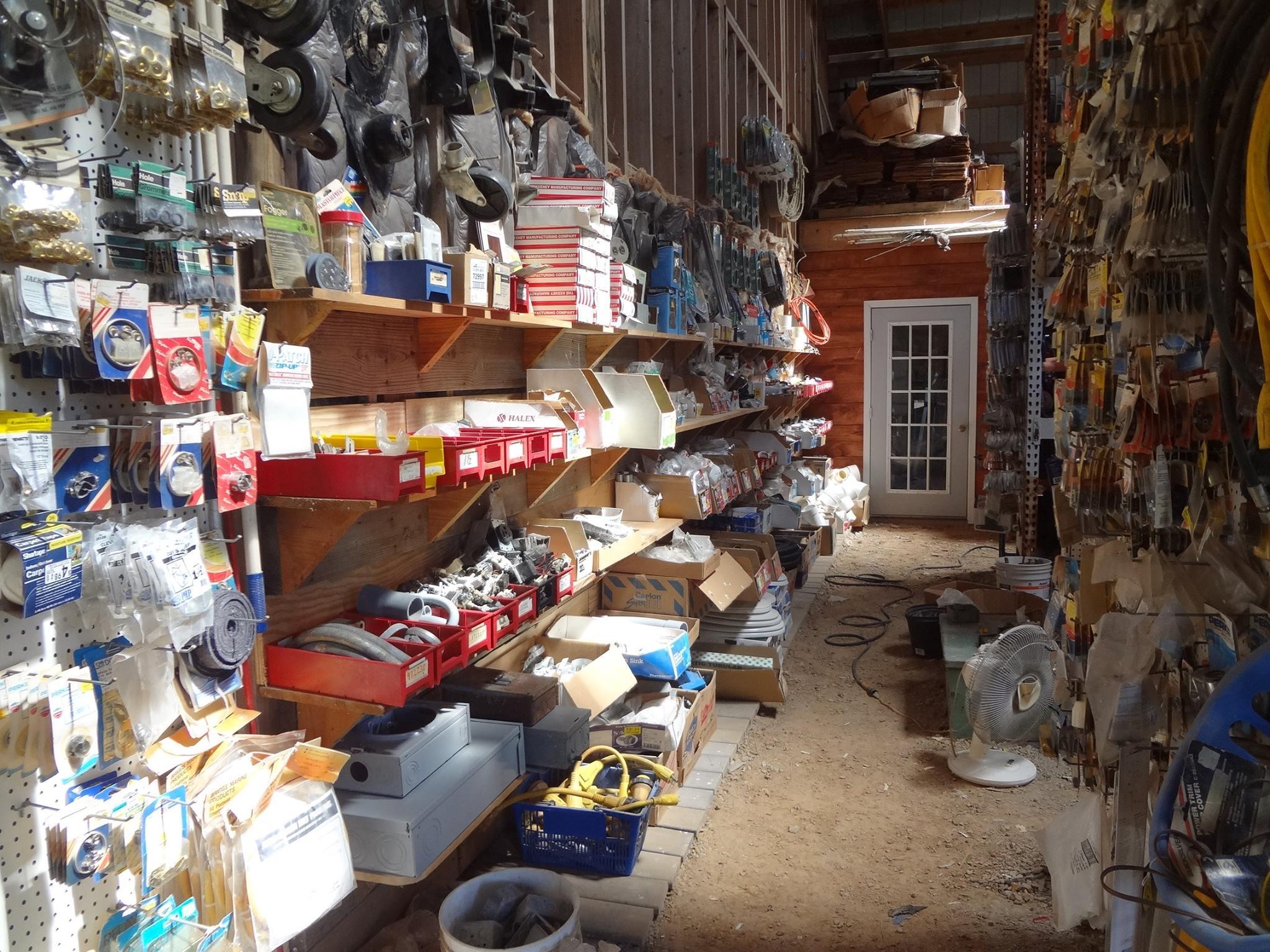 Hardware & Boat Parts