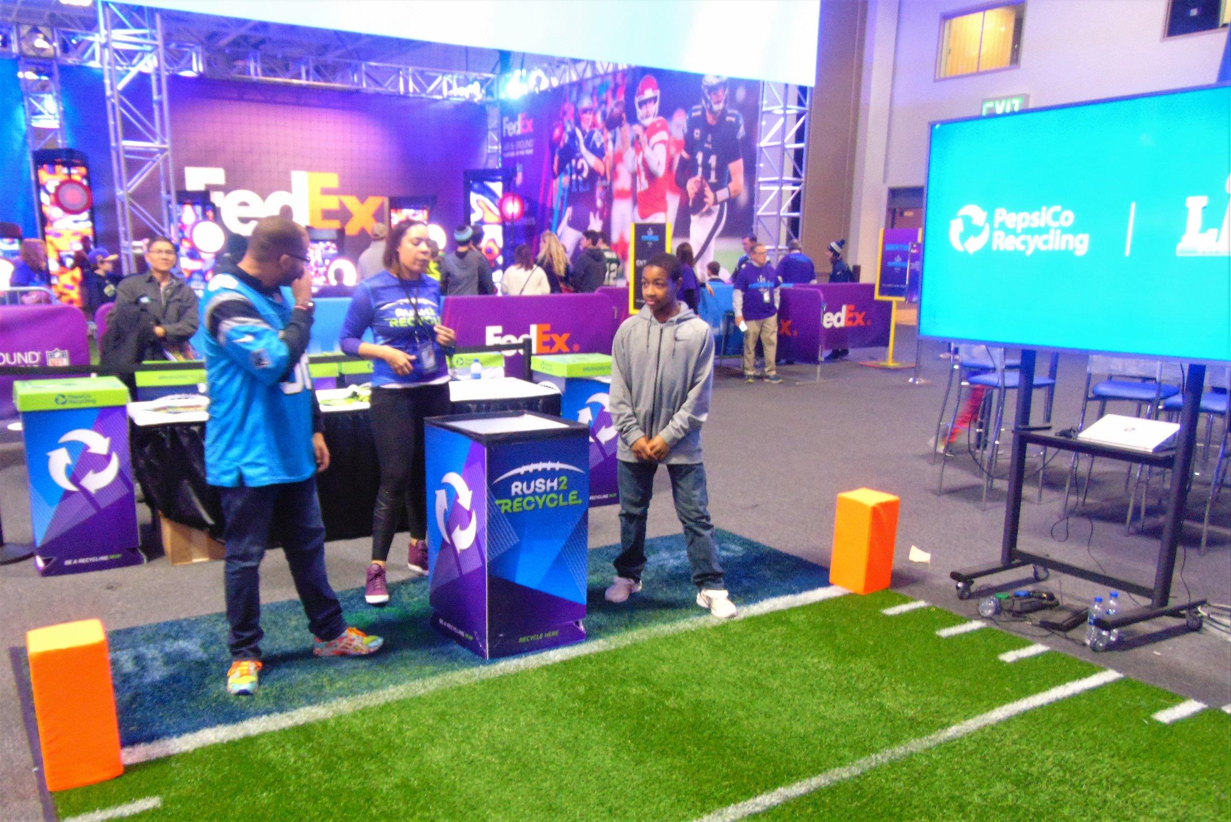 New Lens Urban Mentoring Society Super Bowl Experience #NewLensSociety.JPG