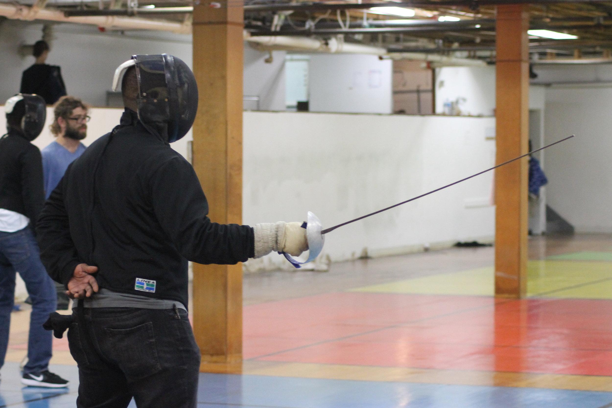 New Lens Urban Mentoring Society with Minnesota Swords Club Fencing #NewLensSociety 111.JPG