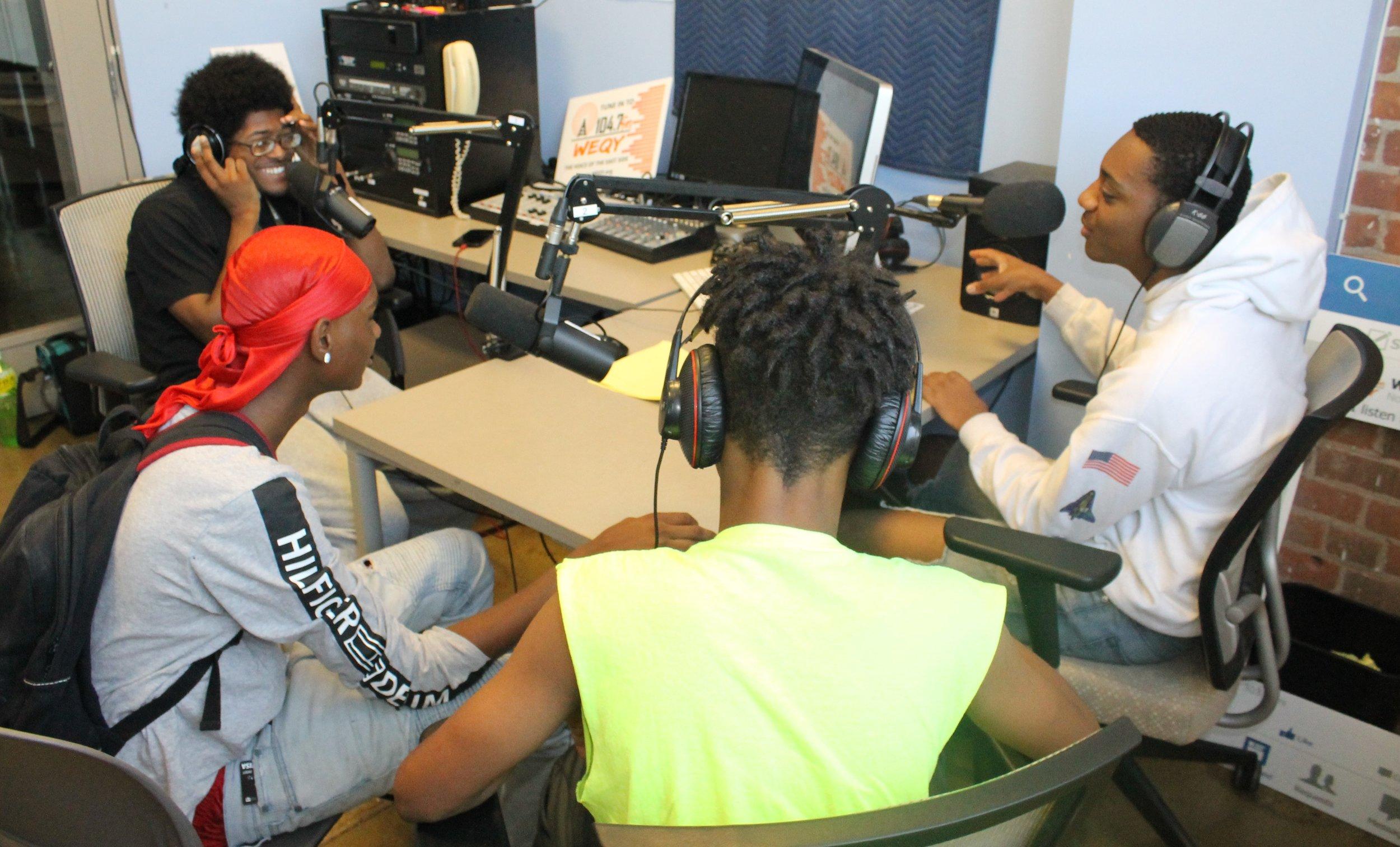 New Lens Urban Mentoring Society #NewLensSociety George Washington Carver Experience (1).JPG