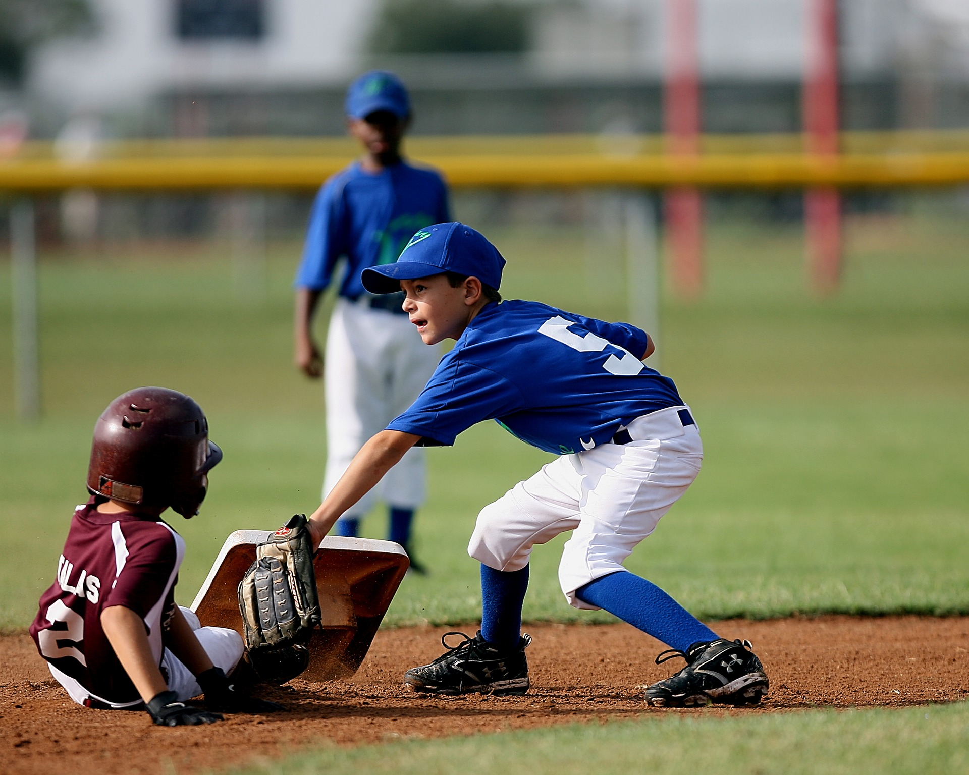 Little League baseball is a rite of passage