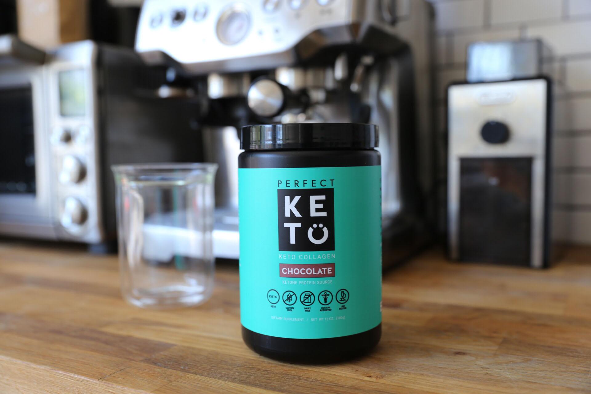 perfect keto discount code