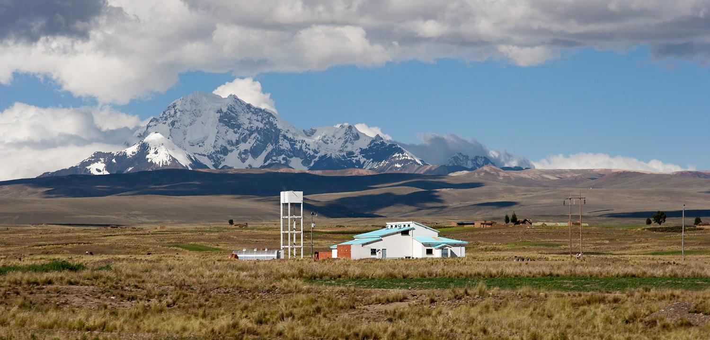 Farm - Alto Plano Peru