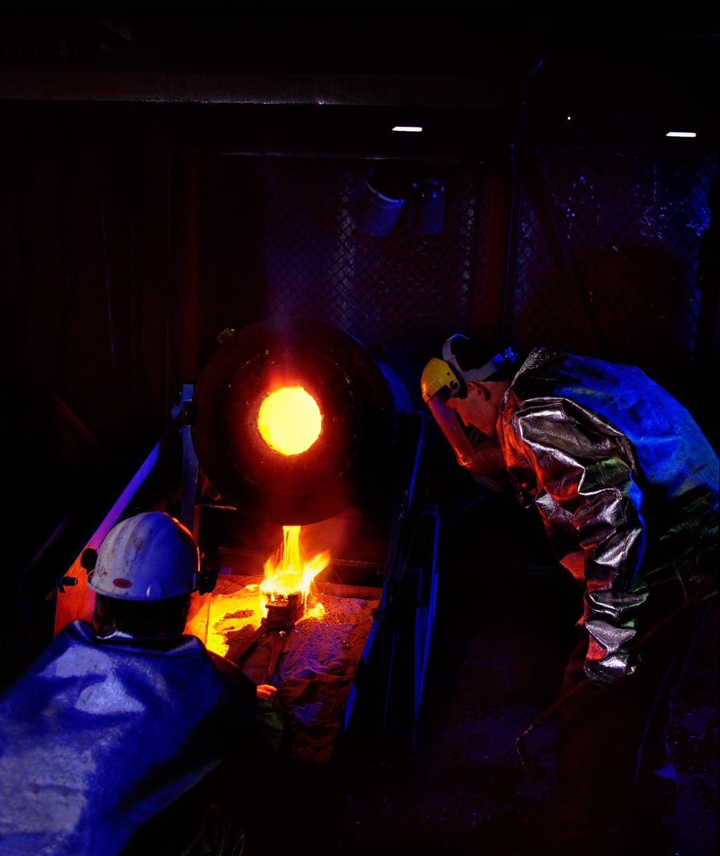 Goldmine - Kazakstan