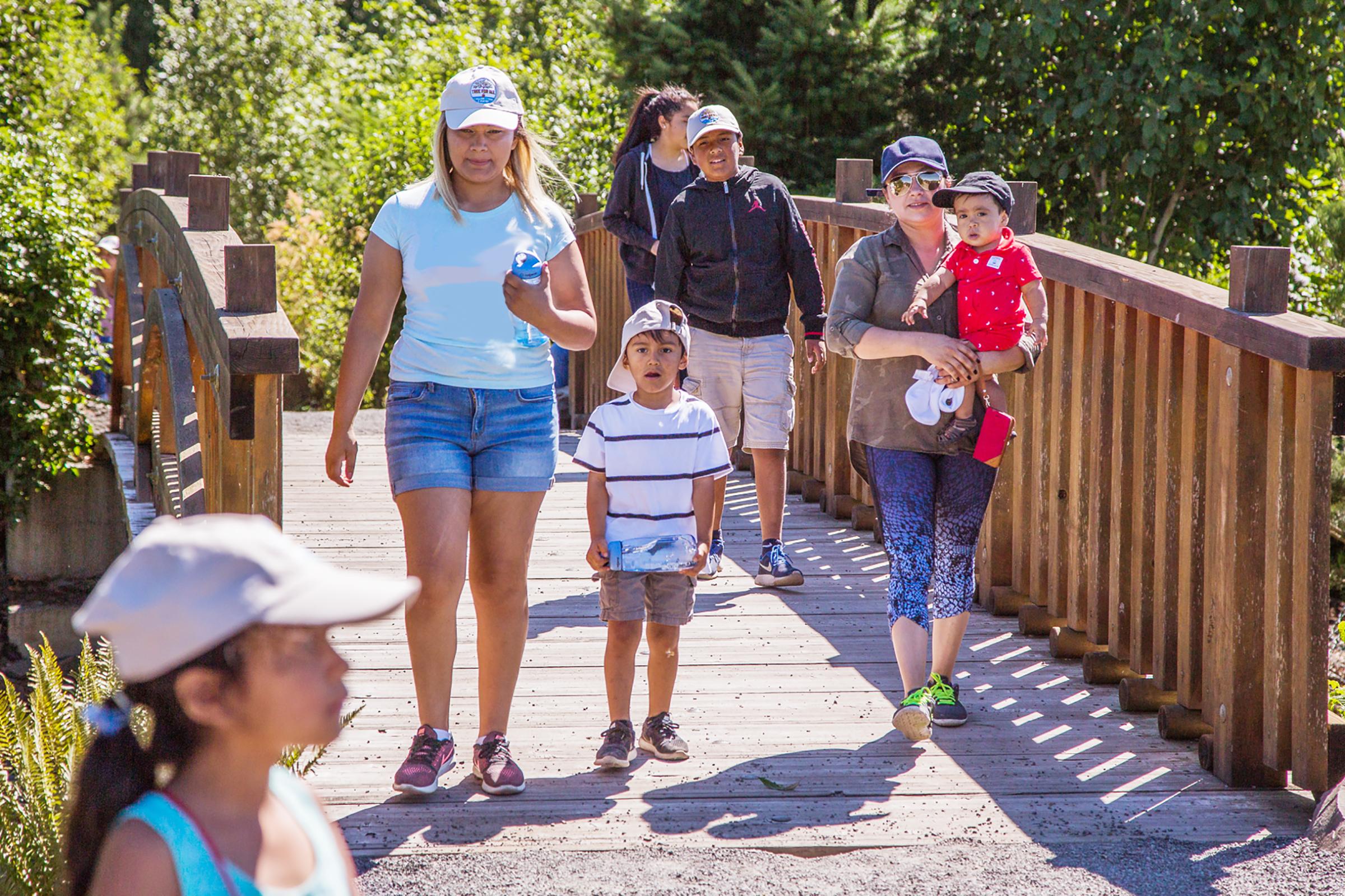 Health & Nature Walks 2017
