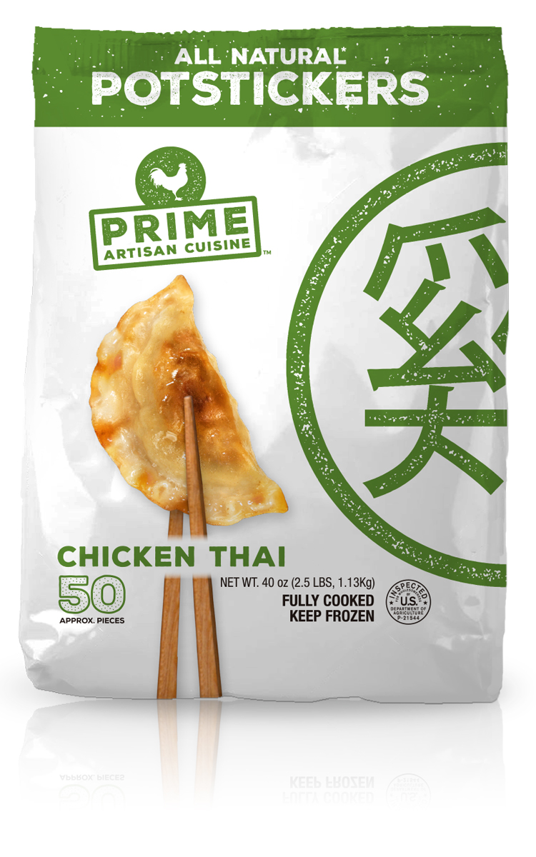 PAC Products - Prime Potstickers - Thai