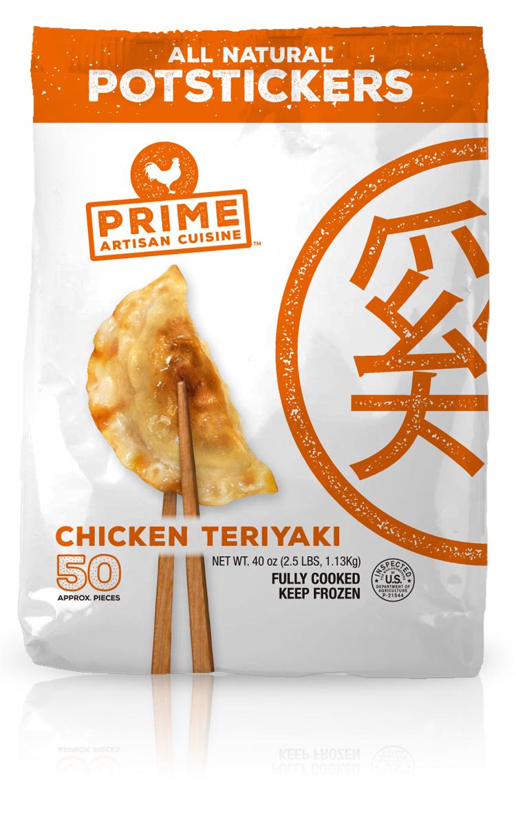 Prime Potstickers - Teriyaki