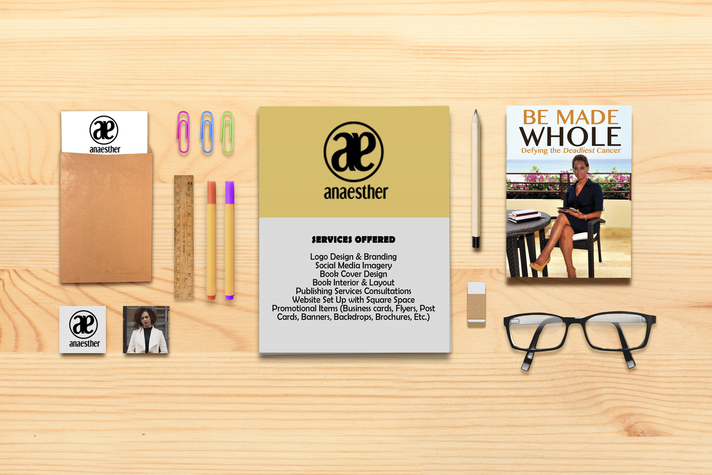 [ STATIONARY & PROMOTIONAL ITEMS ]