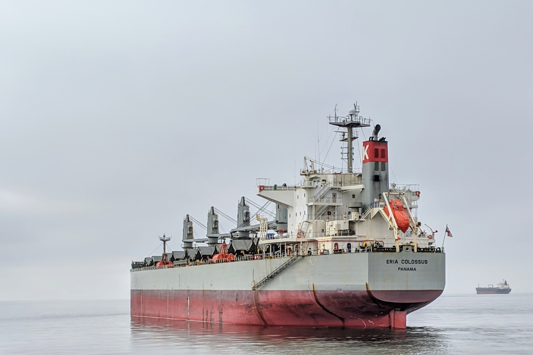 Eria Colossus - Panama, on the SF Bay