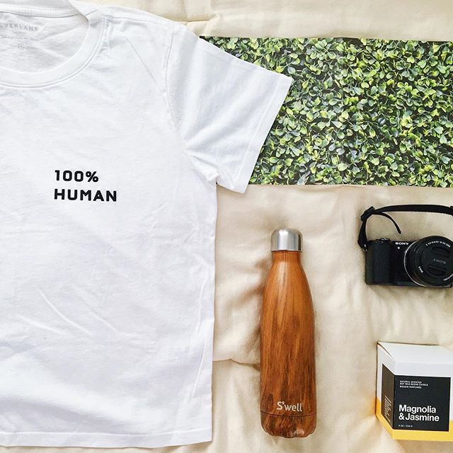 These are a few of my favorite things ~ 🎶  But seriously, I'm loving Everlane's 100% Human Collection. Best of all, for every item sold, they're donating $5 to the American Civil Liberties Union.