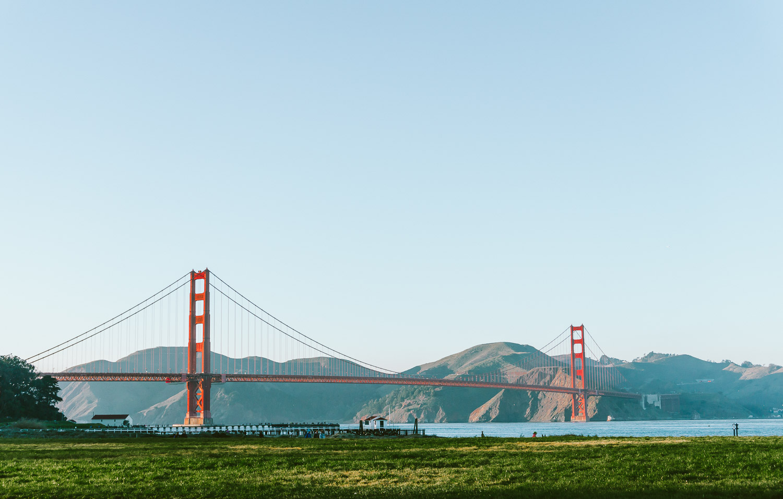 Golden Gate SF