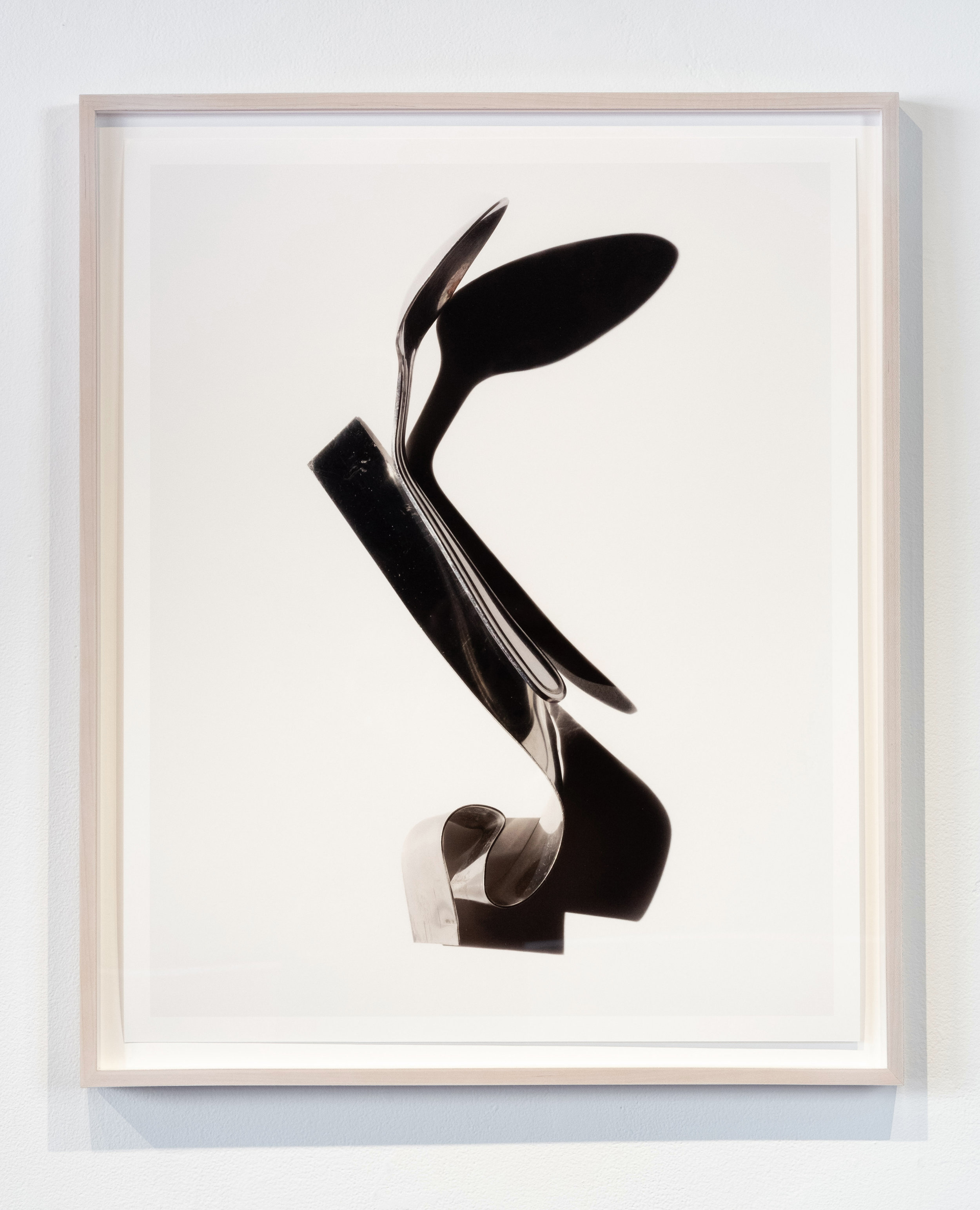 Spoon and Twisted Metal   20x25 inches