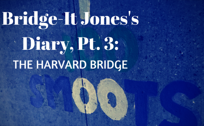 The Harvard Bridge - How many Smoots does it take to get across the Harvard Bridge? What - you've never heard of a Smoot?