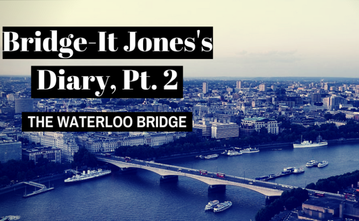The Waterloo Bridge - Women stepped up to fill construction roles during World War II and built the Waterloo Bridge. So why have they been left out of the story?