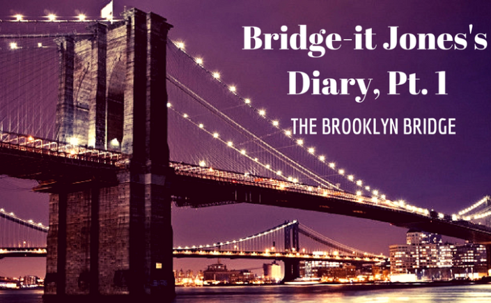 The Brooklyn Bridge - Raindrop. Drop top. She built a bridge when her man stopped. How Emily Roebling stepped up and built. that. bridge.