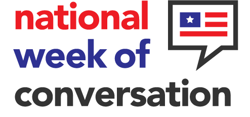 The National Week of Conversation  brings together people all across America - in local communities and online - to get better at talking with each other and bridging divides. In the two years of NWOC, I've served on the planning committee, focused on digital outreach strategy and events at the Boston Public Library.