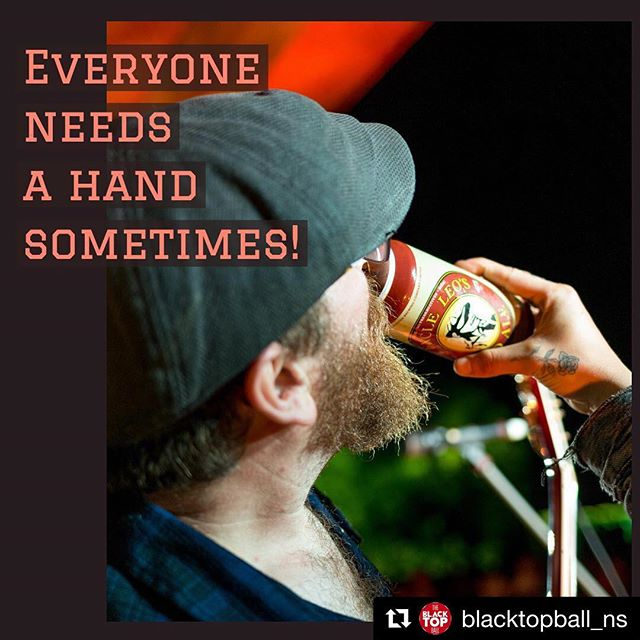 Festival Volunteers Needed! We're throwing the best party of the summer at @blacktopball_ns. Drop us a DM to sign-up 🏕☀️🎪 ・・・ We're looking for Volunteers - Come lend a hand! 👋 #blacktopball2018 DM us for the application link!