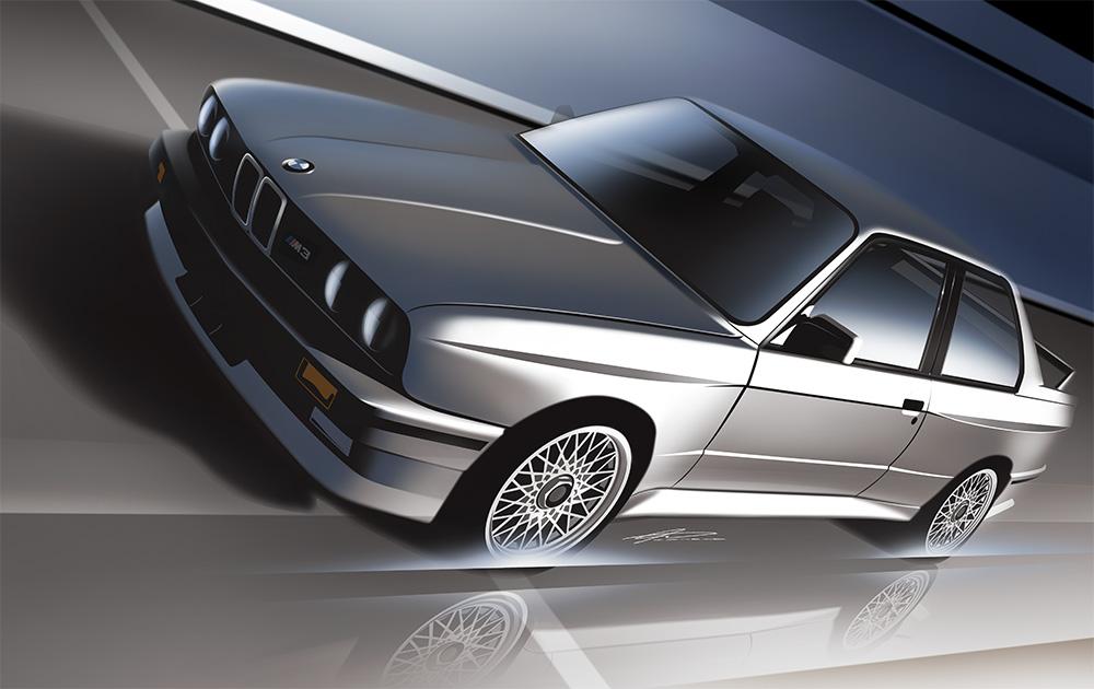 BMW M3 (E30 Generation)