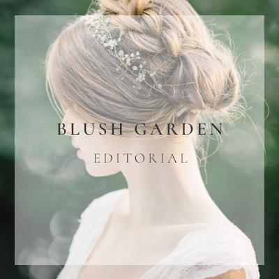 Blush Garden published on Wedding Chicks | BetterSweet Photography | Vancouver Wedding Photographers