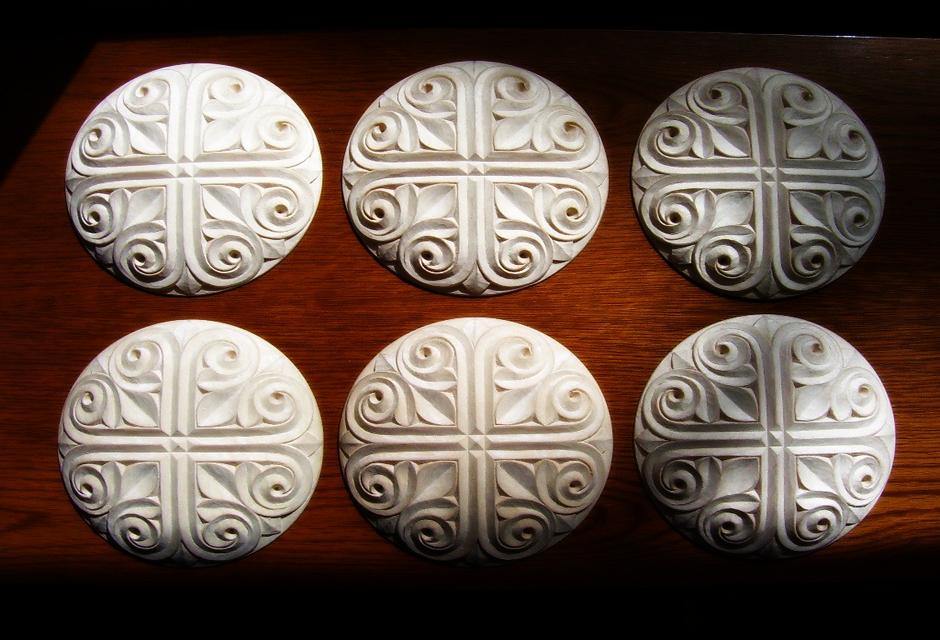 Eucharist Carvings