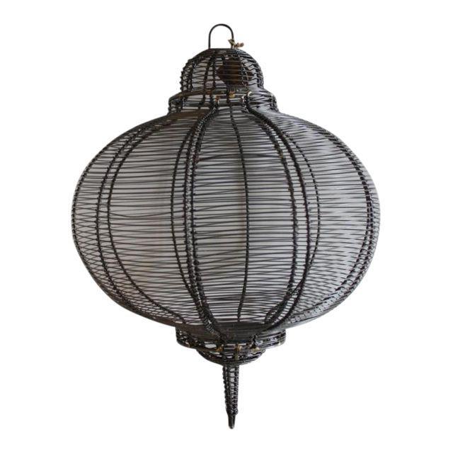 Circular Hanging Lantern, SOLD