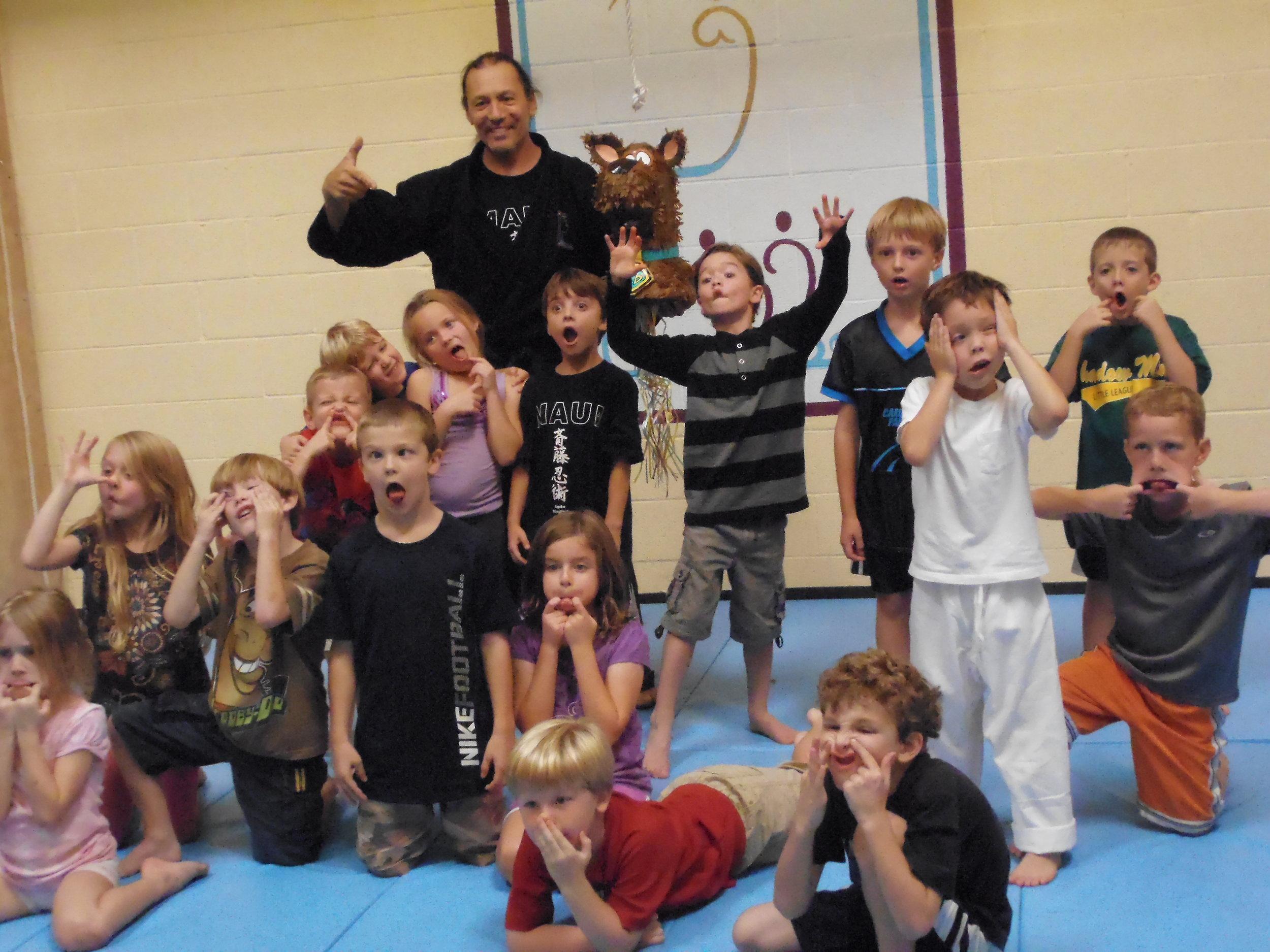 Scottsdale Martial Arts, Free Kids Birthday Party, Karate (7).JPG