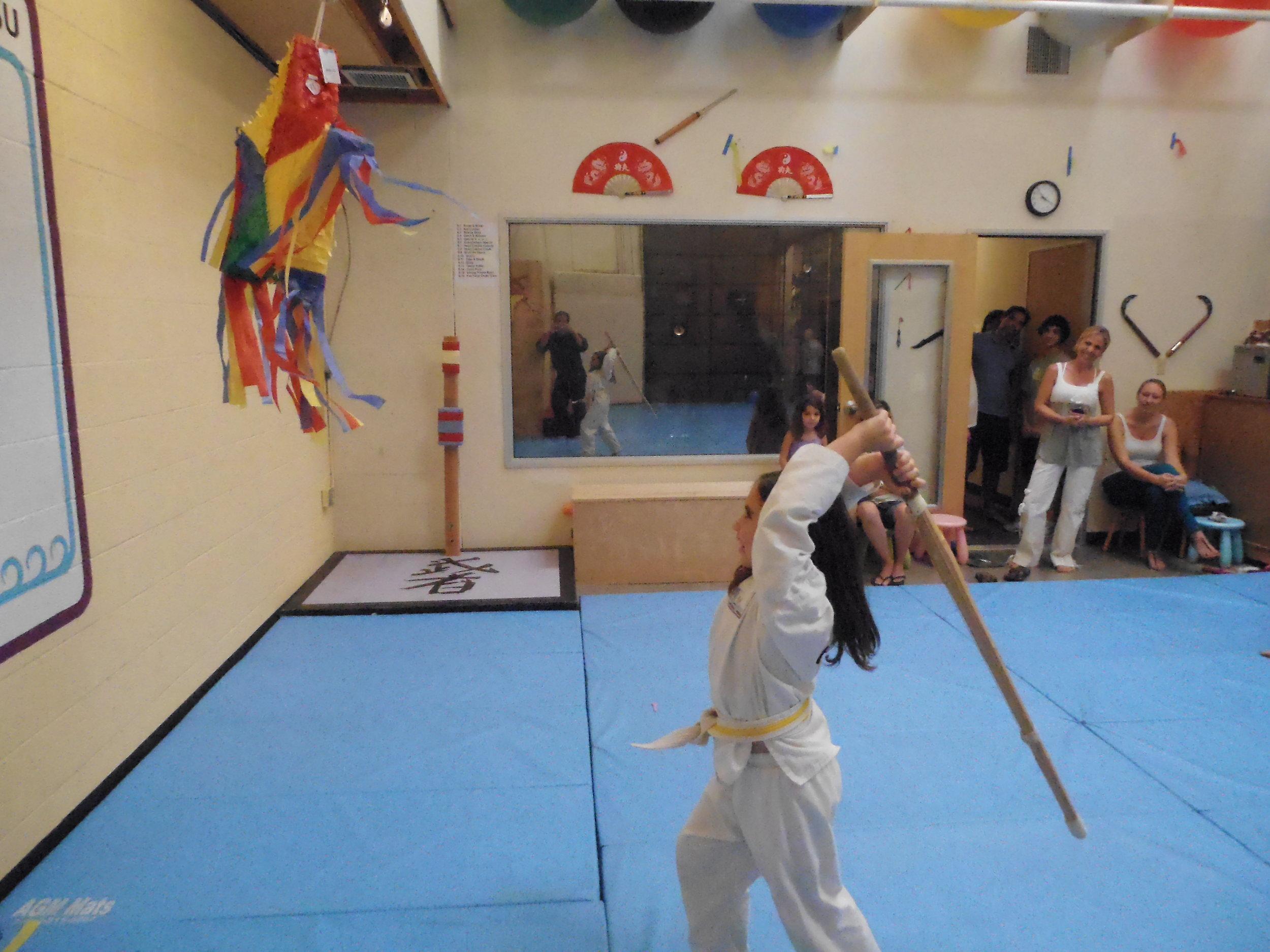 Scottsdale Martial Arts, Free Kids Birthday Party, Karate (5).JPG