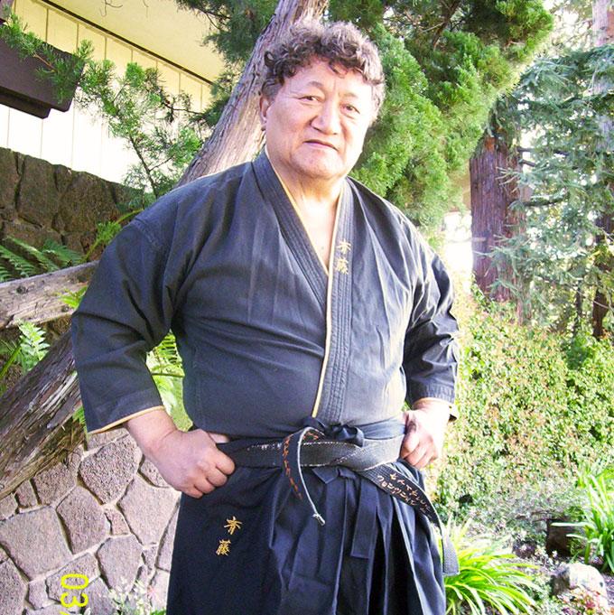 Great Grand Master Mark K. Saito, Sr.