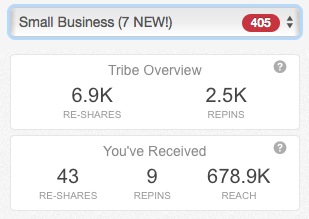 Tailwind Tribes to get more readers for your blog