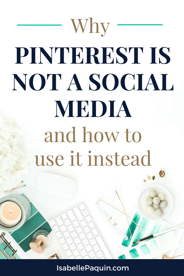Find out why Pinterest is not a social media and how to use it for your business. Get the free roadmap to supercharge your Pinterest growth. Includes Pinterest marketing tips to increase your traffic. #pinterestmarketing #pinteresttips